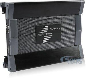 PRECISION POWER BA800.2 Black Ice Series Class A/B Amp (800W, 2 Channel)