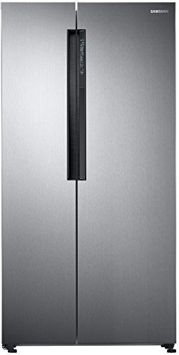 Samsung 674 L Frost Free Side by Side Refrigerator RS62K60A7SL/TL, Stainless Steel, Inverter Compressor