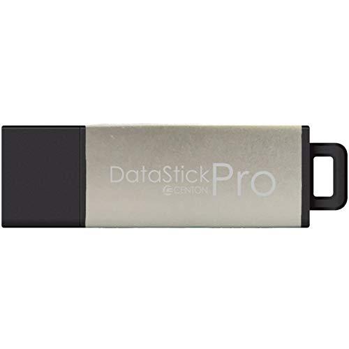 Centon Electronics S1-U3P17-32G USB 3.0 Datastick Pro (Silver Metallic), 32GB from Centon