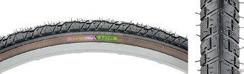 Kenda Street K830 Road Tire 700 x 38c Slick Black/Mocha Steel