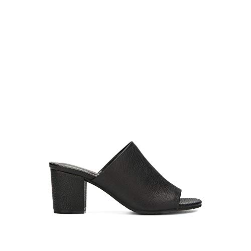 Leather Cole Mule Black Slip Malyn Women's Kenneth On Reaction BqpXwX