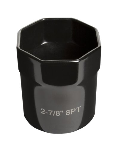 8 Point Wheel Bearing Locknut - 5