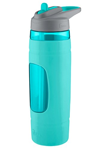 Bubba Vibe Straw Water Bottle, 28 oz, Island Teal
