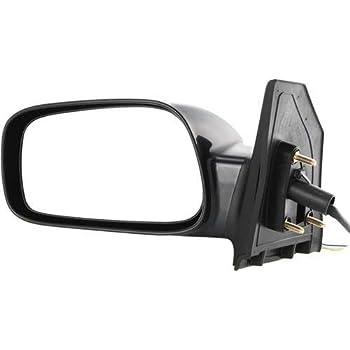 Kool Vue TY54EL Toyota Corolla CE Driver Side Power Primered Corner Mount Mirror