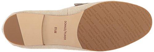Donald J Pliner Women's Suzy Loafer Flat Natural outlet footaction perfect cheap online P2JMJGDWP