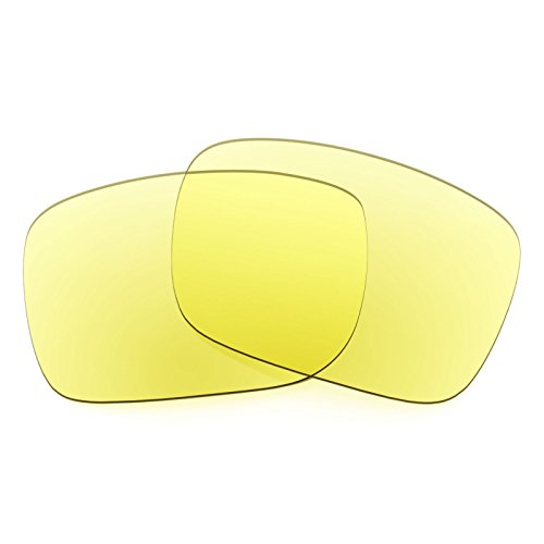 Opciones Elmore Tracer múltiples Von Revant Zipper para Lentes de repuesto Amarillo — Polarizados No wxS8aq