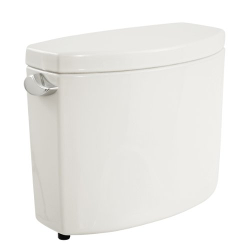 01 Drake Cotton Tank - TOTO ST454E#01 Drake II Tank with E-Max Flushing System, Cotton White (Tank Only)