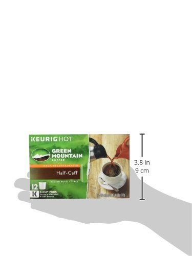 Green Mountain Coffee Half Caff, Vue Cup Portion Pack for Keurig Vue Brewing Systems (96 Count) by Green Mountain Coffee (Image #6)