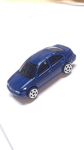 Maisto VOLKSWAGEN Jetta Diecast Car Ceiling Fan Light Pull & Ornament 1:64 Scale (Volkswagen Jetta - Dark - Mirror Guy Hot