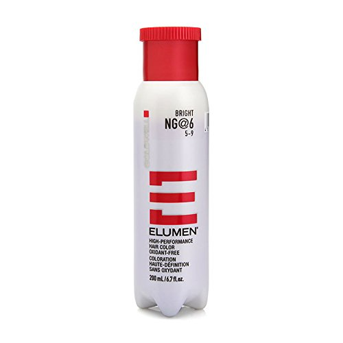 Goldwell Elumen High-performance Hair Color, Ngat6 Bright, 6.8 ()
