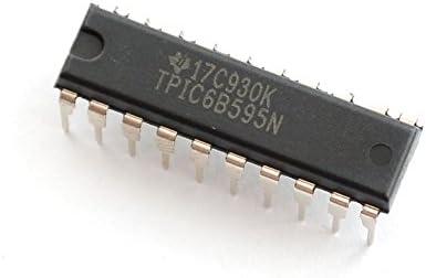50Pcs SN74HC595N 74HC595 8-Bit Shift Register DIP-16 fy