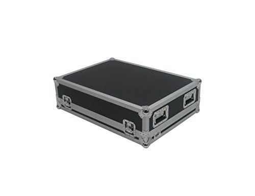 Shock Mount 6 Space Rack (OSP Cases | ATA Road Case | Mixer Case for Allen & Heath GL2400-24 Mixer | GL2400-24-ATA)