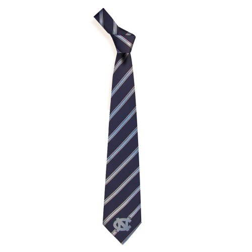 North Carolina Tar Heels Tie (North Carolina Tar Heels Collegiate Woven Polyester Necktie)