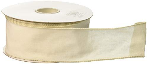 750 Ribbon - Reliant Ribbon 92580W-750-40J Fabric Ribbon, 2.5