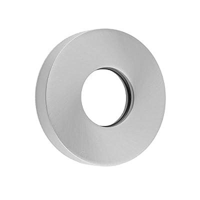 Jaclo 6015-PCH Contemporary Round Escutcheon, Polished Chrome