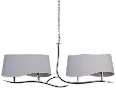 Mantra 1901 Lustre Ninette - Lámpara de techo (E14, 230 V ...