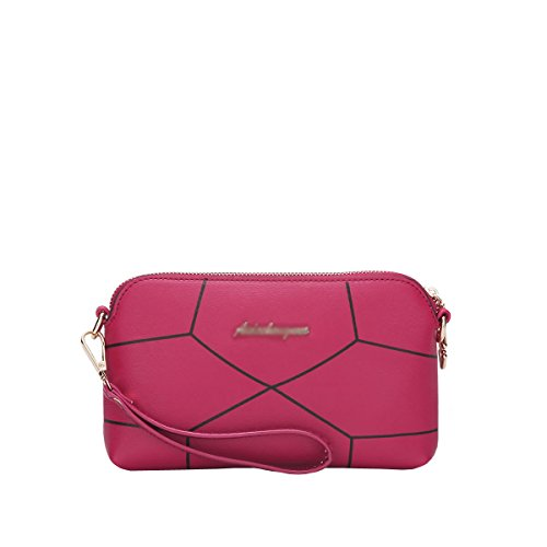Style New handle Dissa Top Leather Bag Rose Bag S827 Pu 225 Shoulder RxxwOtBq