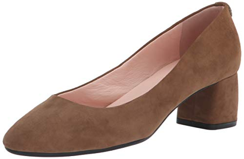 Kate Spade New York Women's Beverly Pump, New Taupe Suede, 10.5 M US - New Taupe Pump