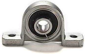 1//4 inch Bore Miniature Small Pillow Block Mounted Ball Bearing 0.250 Inner Diameter MUP4