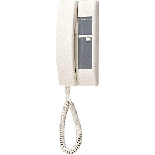 - Aiphone 1-Call Handset Sub Master W/LED Tone Off Switch, Part# TD-1HL