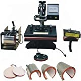 Tirupati Enterprises Combo Heat Press Machine