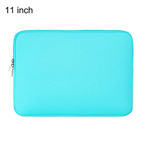 Ewer 11'' Protective MacBook Laptop Sleeve Case, Ultralight Simple Style Laptop Sleeve Carrying Case with Zipper ()