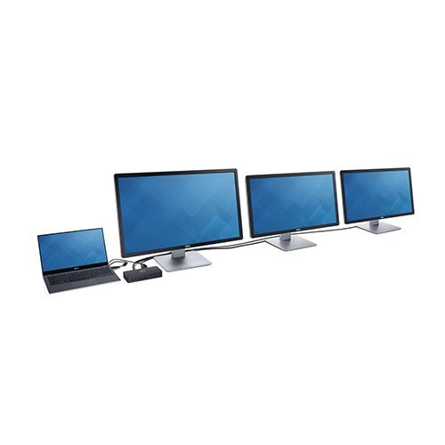 Dell USB 3.0 Ultra HD/4K Triple Display Docking Station (D3100) by Dell (Image #3)