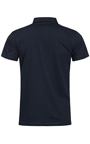 Blend Prato Camiseta Polo De Manga Corta para Hombre con Cuello De Polo De 100% Algodón 8PNynbiozu