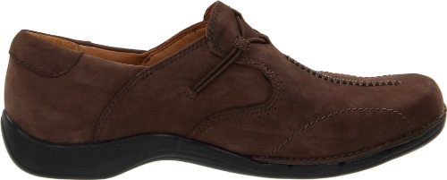 Clarks Kvinners Un.maple Slip-on Dagdriver Mose / Brun