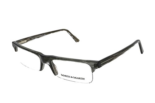Martin + Martin Anton Glasses Spectacles Eyeglasses + Case + Lense Cloth Ex - Eyeglass Frames Martin Martin And