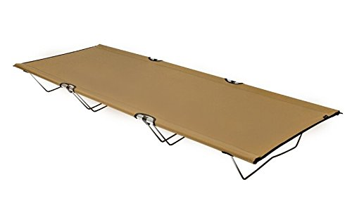Go-Kot Regular Portable Folding Camping Cot, Coyote Brown by Go-Kot (Image #6)