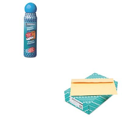 KITQUA46065QUA89606 - Value Kit - Quality Park Filing Envelopes (QUA89606) and Quality Park Envelope Moistener w/Adhesive (QUA46065)