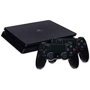 PlayStation 4 (PS4) – Consola de 1 TB + 2 Dual Shock 4 Wireless Controller – nuevo chasis 31sW3IXzFqL