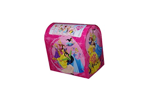 Disney Princess Valentine Cards for Kids with Seals and Mailbox - Pkg. of 24 (37747)