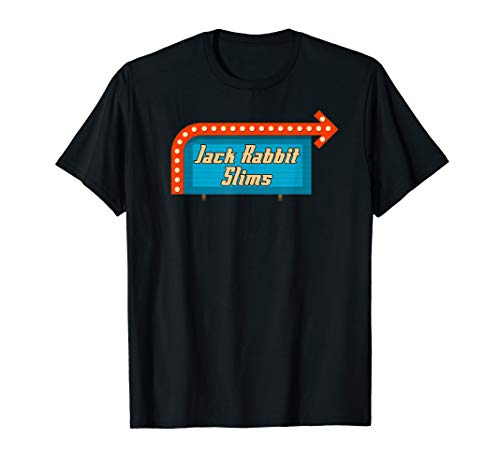 Jack Rabbit Slims - Vintage Retro Movie T Shirt