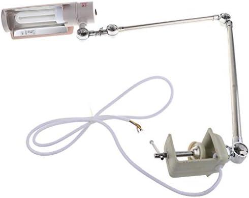 chiwanji - Lámpara LED para máquina de Coser, Cuello de Cisne ...