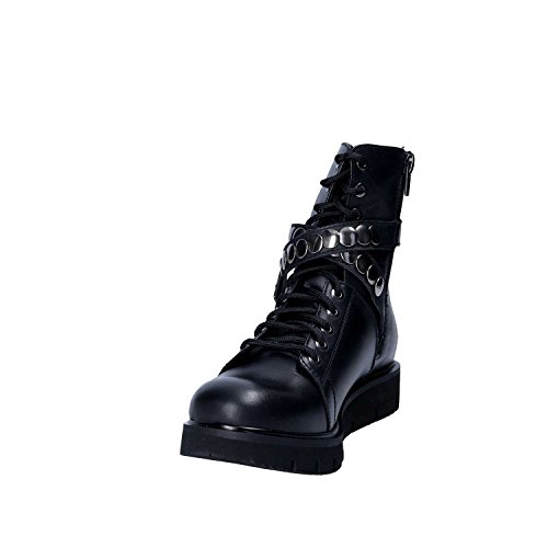 7227 Keys Boots Ankle Black Women ZP07wq