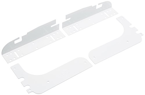 Rev-A-Shelf Door Mount Kit For Rv Series White
