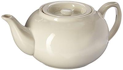 Adagio Teas PersonaliTea Ceramic Teapot with Infuser Basket, 24-Ounce