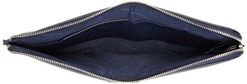 Piquadro Ac4222mo - Bolso de mano Unisex adulto turquesa
