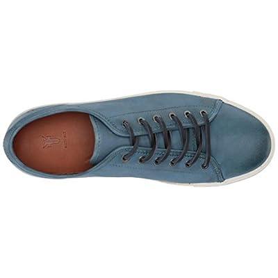 FRYE Men's Brett Low Fashion Sneaker: Shoes