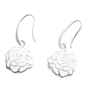 De PPL-collar de regalo rosa de imitación en forma de aros