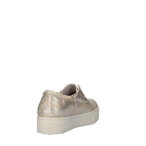 amp;co 00 Clásicos Zapatos Igi 78033 Plateado nBfwqK6Y