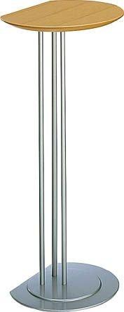 コクヨ アテーザシリーズ リフレッシュテーブル ツキ板天板 幅450mm×奥行き395mm B00AT8365E