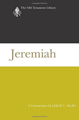 Download Jeremiah (2008): A Commentary (Old Testament Library) pdf epub