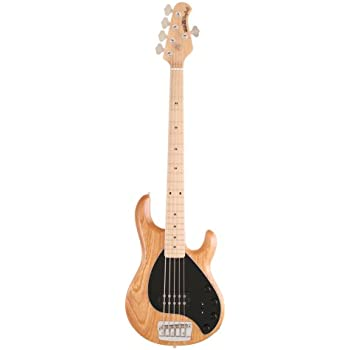 ernie ball music man stingray 5 string bass candy red musical instruments. Black Bedroom Furniture Sets. Home Design Ideas