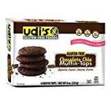 Udi's Gluten Free Muffin Tops Chocolate Chia - 4 CT by Udi's