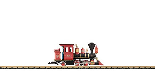 LGB LEHMANN G SCALE MODEL TRAINS - Baldwin 0-4-2T - Standard DC -- Ward Kimball's Grizzly Flats Railroad