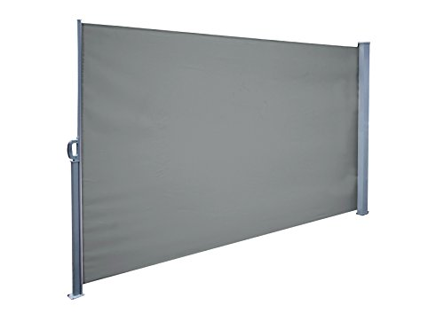 New version winsmooth retractable side awning folding for Retractable privacy screen