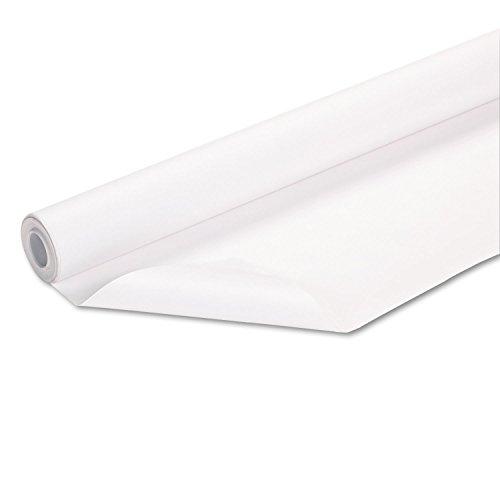 Pacon PAC57015 Fadeless Bulletin Board Art Paper, 4-Feet by 50-Feet, White (57015)]()